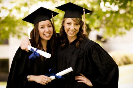 female-graduates